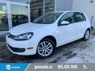 Used 2011 Volkswagen Golf TDI Comfortline for sale in Edmonton, AB