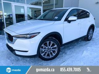 New 2019 Mazda CX-5 GRNDTR for sale in Edmonton, AB