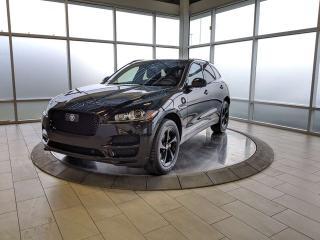 Used 2019 Jaguar F-PACE Prestige - Executive Demo - Original MSRP Over $75,000! for sale in Edmonton, AB