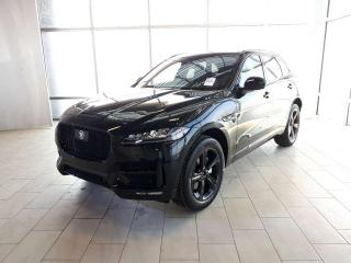 New 2019 Jaguar F-PACE ACTIVE COURTESY VEHICLE for sale in Edmonton, AB
