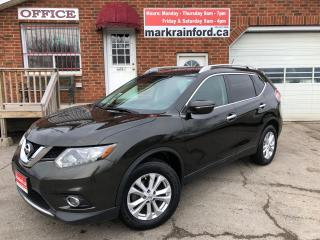 Used 2015 Nissan Rogue SV AWD Panoramic Sunroof Back up Camera Bluetooth for sale in Bowmanville, ON