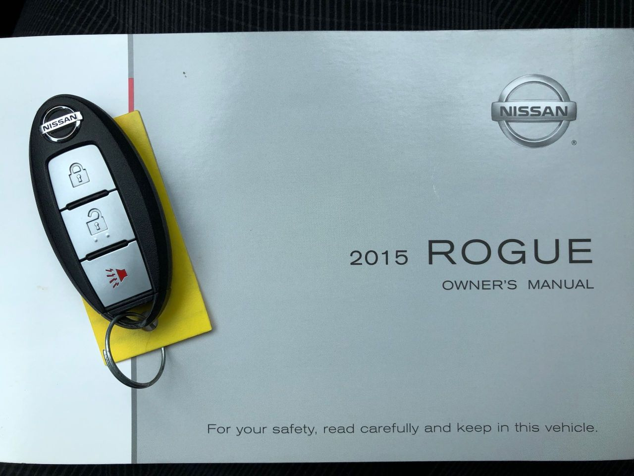 2015 nissan rogue owners manual