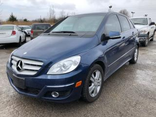Used 2009 Mercedes-Benz B-Class for sale in Pickering, ON
