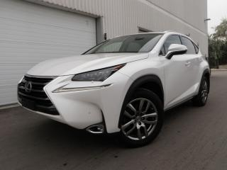 Used 2015 Lexus NX AWD NAV ROOF WHEELS GORGEOUS for sale in Toronto, ON