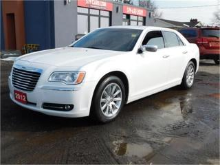 Used 2012 Chrysler 300 LIMITED for sale in St. Thomas, ON