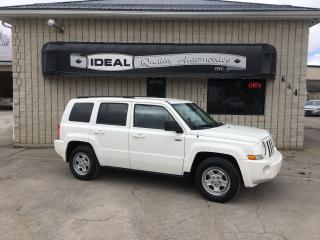 Used 2010 Jeep Patriot north for sale in Mount Brydges, ON