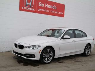 Used 2018 BMW 3 Series 330i xDrive for sale in Edmonton, AB