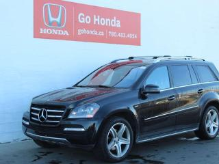 Used 2012 Mercedes-Benz GL-Class 4MATIC GRAND EDITION for sale in Edmonton, AB