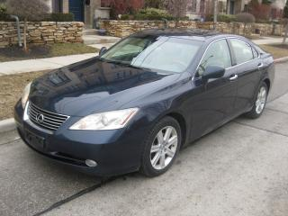 Used 2007 Lexus ES 350 NO ACCIDENTS, CERTIFIED,LEATHER,ROOF,A1 CONDITION for sale in Toronto, ON