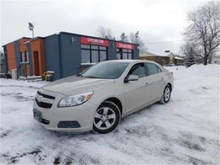 Used 2013 Chevrolet Malibu LT for sale in St. Thomas, ON