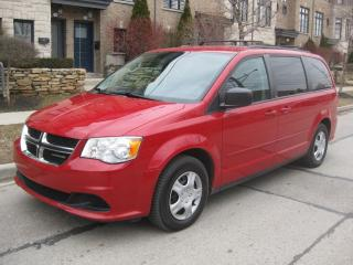 Used 2012 Dodge Grand Caravan STOW'NGO, CERTIFIED, NO ACCIDENTS, WELL MAINTAINED for sale in Toronto, ON