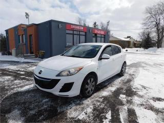 Used 2010 Mazda MAZDA3 GX for sale in St. Thomas, ON