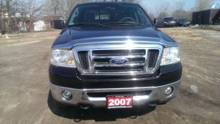 Used 2007 Ford F-150 XLT for sale in Cambridge, ON