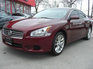 Used 2011 Nissan Maxima 3.5 S for sale in London, ON