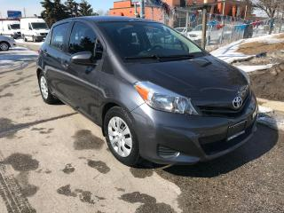 Used 2014 Toyota Yaris AUTO,97K,LE,SAFETY+3YEARS WARRANTY INCLUDED for sale in Toronto, ON