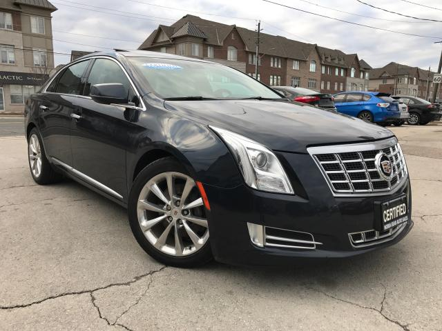 2013 Cadillac XTS Premium|AWD|Navi|Leather|Sunroof|Rear Camera