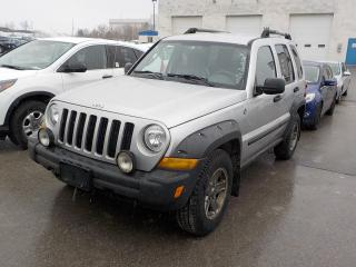 Used 2006 Jeep Liberty Renegade for sale in Innisfil, ON