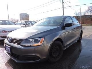Used 2011 Volkswagen Jetta Trendline for sale in BRAMPTON, ON