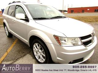 Used 2010 Dodge Journey SXT - 3.6L - 7 PASSENGER for sale in Woodbridge, ON