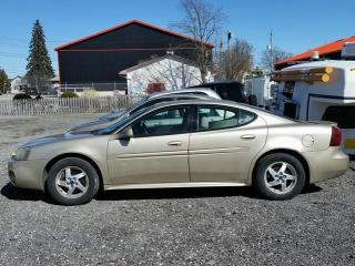Used 2004 Pontiac Grand Prix GT for sale in Jarvis, ON