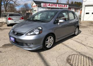Used 2007 Honda Fit Automatic/Low Km/Certified/Gas Saver for sale in Scarborough, ON
