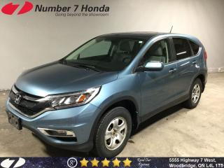 Used 2015 Honda CR-V EX-L|Leather, Backup Cam, All-Wheel Drive! for sale in Woodbridge, ON