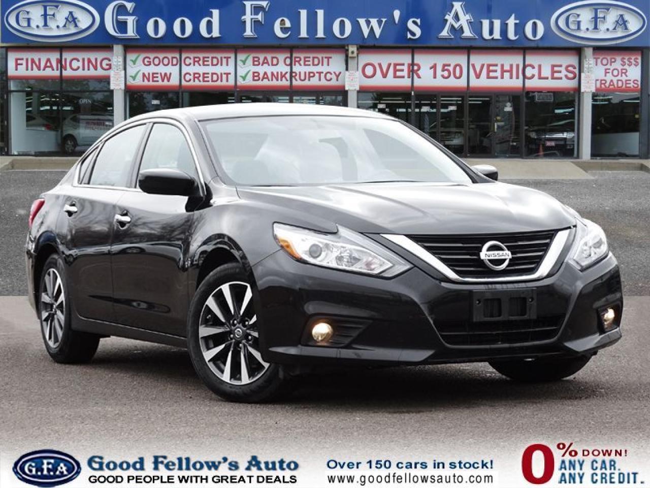 2017 Nissan Altima SV MODEL, SUNROOF, REARVIEW CAMERA, HEATED SEATS