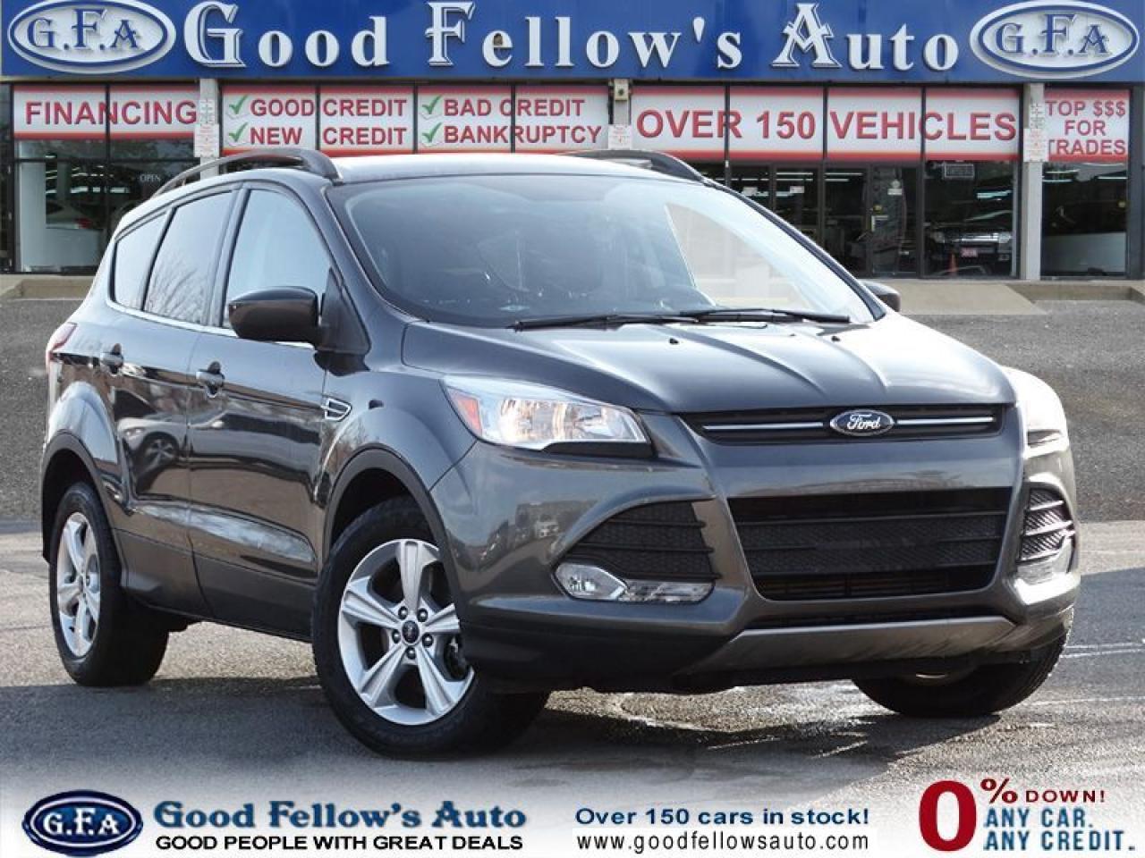 2016 Ford Escape SE MODEL, LEATHER SEATS, NAVI, REARVIEW CAMERA