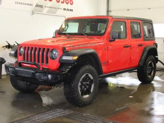 Used 2018 Jeep Wrangler RUBICON for sale in Halifax, NS