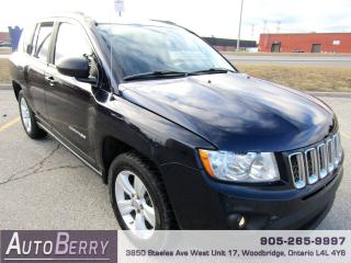 Used 2011 Jeep Compass North - FWD - 5 Speed for sale in Woodbridge, ON