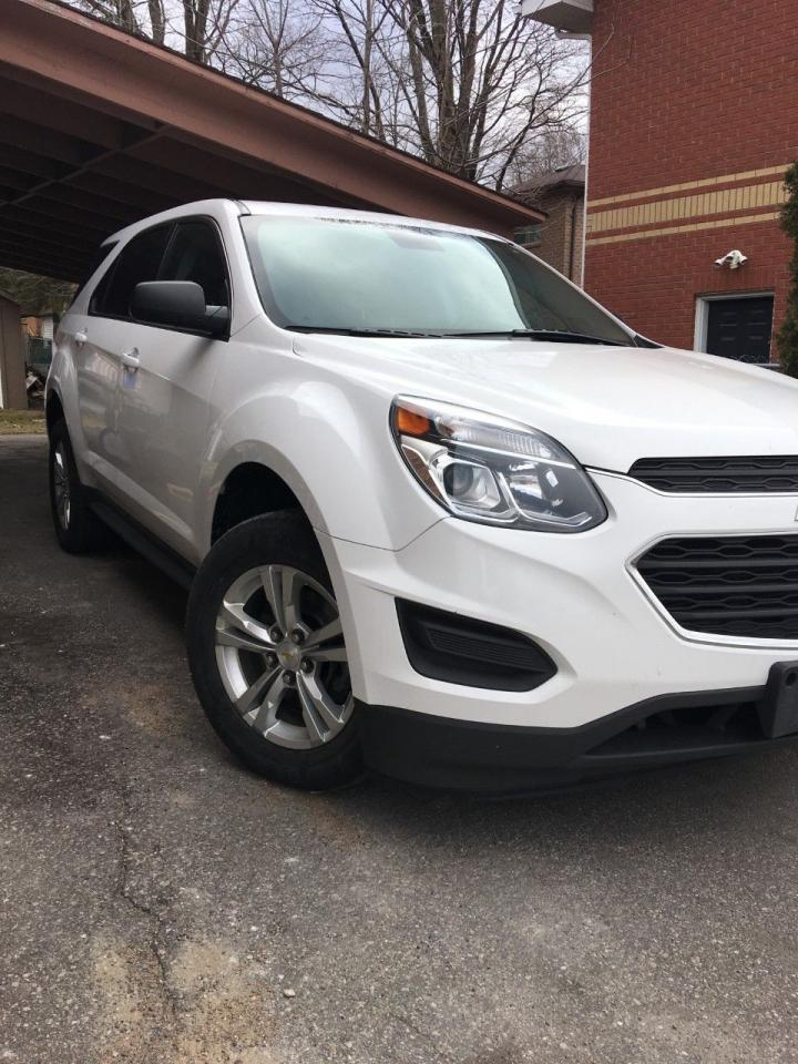 Photo of White 2016 Chevrolet Equinox
