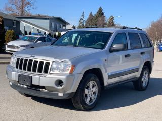 Used 2006 Jeep Grand Cherokee Laredo 4x4 LOW KM! MUST SEE! for sale in Kelowna, BC