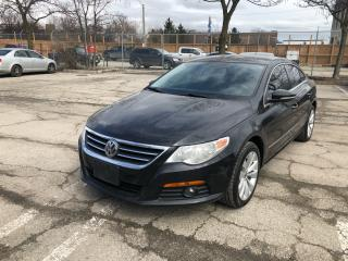 Used 2010 Volkswagen Passat CC Sportline for sale in Toronto, ON