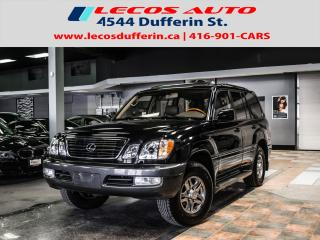 Used 2002 Lexus LX 470 Base for sale in North York, ON
