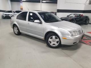 Used 2000 Volkswagen Jetta GLS for sale in Vaughan, ON