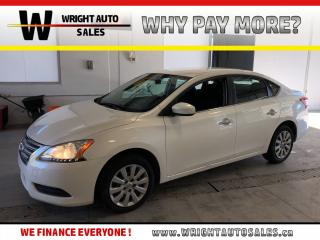 Used 2014 Nissan Sentra S|LOW MILEAGE|BLUETOOTH|60,259 KMS for sale in Cambridge, ON