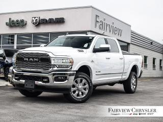 New 2019 RAM 2500 New Limited for sale in Burlington, ON