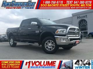 Used 2018 RAM 2500 LARAMIE | 2500 | 4X4 | SUN | LEATHER & MORE!!! for sale in Milton, ON