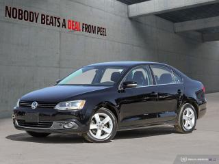 Used 2013 Volkswagen Jetta Comfortline*No Accidents*Manual Trans*Ultra Effici for sale in Mississauga, ON