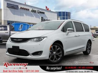 New 2019 Chrysler Pacifica Limited for sale in Etobicoke, ON