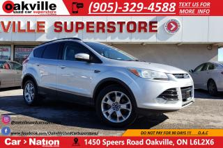 Used 2013 Ford Escape SEL | LEATHER | NAVI | SUNROOF | HTD SEATS | 4X4 for sale in Oakville, ON