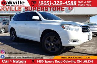 Used 2008 Toyota Highlander V6 | SPORT | B/U CAM | | 7 SEATS | GREAT VALUE for sale in Oakville, ON