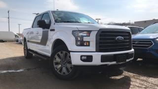 Used 2016 Ford F-150 XLT 3.5L V6 ECO  NAVIGATION for sale in Midland, ON