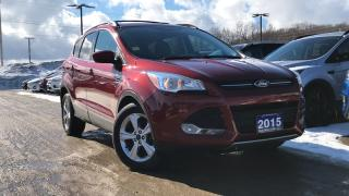 Used 2015 Ford Escape SE 2.0L 4CYL REVERSE  CAMERA HEATED SEATS for sale in Midland, ON