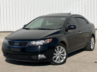 Used 2012 Kia Forte Leather Navi Back Up Cam Financing Available for sale in Mississauga, ON