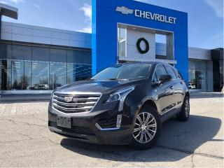 Used 2018 Cadillac XT5 Crossover Luxury AWD for sale in Barrie, ON