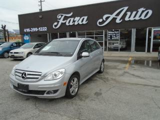 Used 2006 Mercedes-Benz B-Class HB 2.0L Turbo for sale in Scarborough, ON