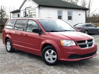 Used 2012 Dodge Grand Caravan 1-Owner No-Accidents Stow'N Go Navi Backup Cam DVD for sale in Sutton, ON