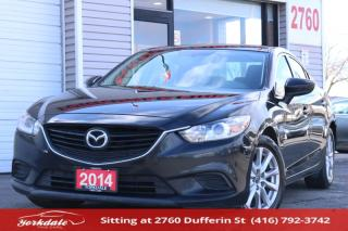 Used 2014 Mazda MAZDA6 2.5L Sport, Loaded, Bluetooth, Very Clean for sale in Toronto, ON