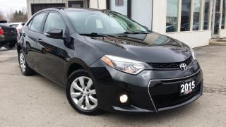 Used 2015 Toyota Corolla S for sale in Kitchener, ON